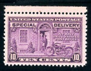 USAstamps Unused EX-S US 1927 Special Delivery Scott E15a OG MNH Superb