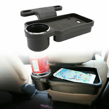 2.76'' Car Rear Seat Back Table Drink Food Cup Tray Holder Mounting Bracket NEW