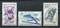 37122) Czechoslovakia 1964 MNH Olympic G Innsbruck
