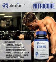 Nitric Oxide Supplement NO Booster Preworkout L Arginine Citrulline Beta Alanine