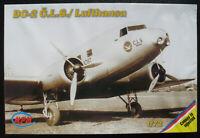 MPM 72505 - Douglas DC-2 - C.L.S / Lufthansa - 1:72 - Flugzeug Modellbausatz KIT