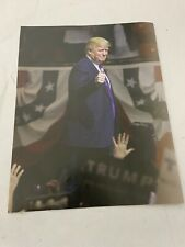 donald trump Thumbs Up Magazine Picture From Amac Magazine