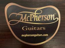 McPherson Guitar Co. Sticker / Decal