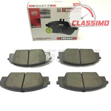 Ferodo Front Brake Pads for HONDA S2000 + CIVIC TYPE R EP3 FN2 - 1999 to 2011