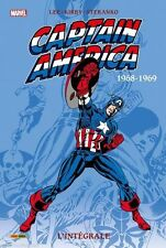 CAPTAIN AMERICA L'INTEGRALE  1968-1969