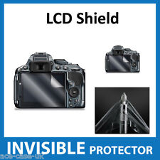 Nikon D5300 Dslr Camera INVISIBLE LCD Screen Protector Shield
