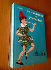 Collodi-Le Avventure Di Pinocchio - 1a ed. BRI 1965-illustrato Mingardi C.nuovo