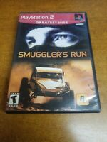 Smuggler's Run Greatest Hits (Sony PlayStation 2, 2002)