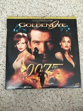 Golden Eye 007 Laserdisc Buy 5 & Get Free Shipping