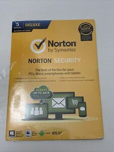 Norton Security 2.0: 1 User, 5 Devices [2015] (PC/Mac/iOS/Android