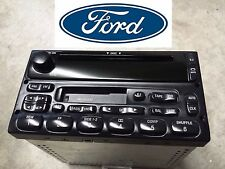 2000 2001 2002 2003 2004 2005 2006 FORD ESCAPE OEM FACTORY RADIO CD PLAYER OEM