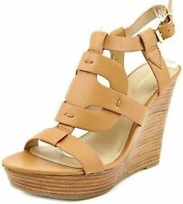 Women's Synthetic Leather Wedges Sandals