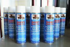 Don's Mobile Glass Professional Glass and Surface Cleaner - Lot of 12 19oz Cans