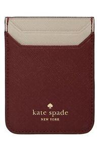 Kate Spade New York 256565 Shimmer Siennatusk iPhone Sticker Pocket 2.5x3.5