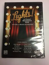 Lights! : A Choral Movement Dvd Brand New