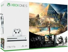 Xbox One S Assassin's Creed Origins Bonus Bundle (1TB)