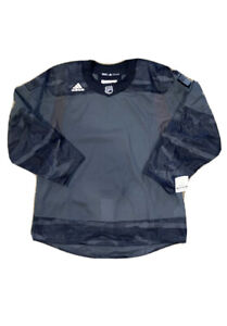 Adidas NHL MiC Made In Canada Military Camo Warm-Up Jersey NWT Size 58 Pro Stock