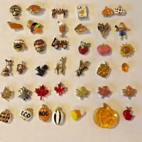 Origami Owl 2019 Autumn Harvest Fall Thanksgiving Ship Free buy 4 get free Charm