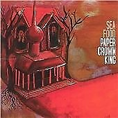 SEE FOOD Paper Crown King    CD ALBUM    NEW - NOT SEALED