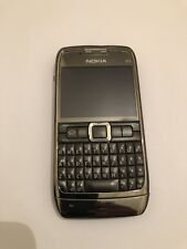 Nokia E71 - Steel Grey (Unlocked) Smartphone VGC