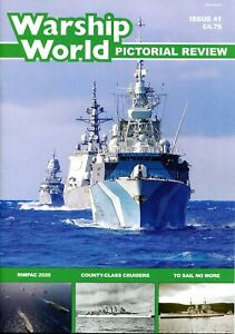 Warship World Pictorial Review Issue 41