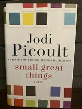 LIKE NEW Small Great Things - Jodi Picoult: 1st Edition (Hardcover, 2017) 2223