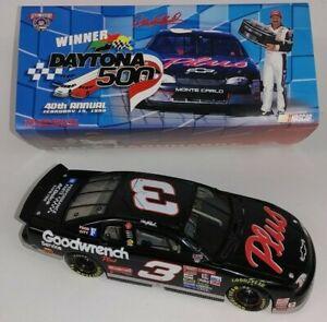 Dale Earnhardt Sr #3 GM Goodwrench Daytona 500 1998 Monte Carlo 1:18 Diecast Car