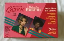 Hairsetter Curlers Rollers 3-Way Traveler 1980's Richard Caruso Vtg Molecular