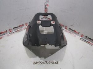 Carena puntale Tip fairing Kawasaki GPZ 1000 RX 86 88 ATTACCHI ROTTI GRAFFI
