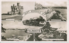 PC22739 Just Arrived at Falmouth. Multi view. Excel. RP. 1946