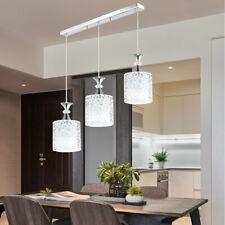 European Modern Chandelier Light for Living Room Bedroom (3 Light, Strip Top)