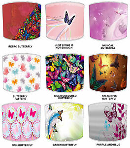 Lampshades Ideal To Match Butterfly Cushions Butterflies Duvet Butterfly Curtain