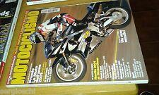 MOTOCICLISMO #  1-GENNAIO 2001-SUZUKI GSX R 1000-YAMAHA YXR500 GP-HONDA JAZZ 250
