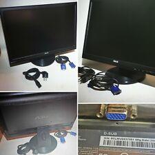 """Écran LCD Asus VW220D 22"""" Wide (56 cm). WSXGA+ 5 ms"""