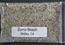 ZUMA BEACH ~ MALIBU, CALIFORNIA - BEACH SAND Sample