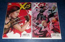 X-23 #1 & #2 1st print set MARVEL COMIC 2018 LAURA KINNEY logan movie NM HOT