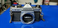 FREE SHIP Vintage Asahi Pentax K1000 Film Camera
