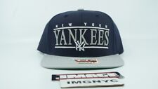 AMERICAN NEEDLE NEW YORK YANKEES SPELL OUT VINTAGE SNAPBACK COOPERSTOWN MLB 803c3cd5c808