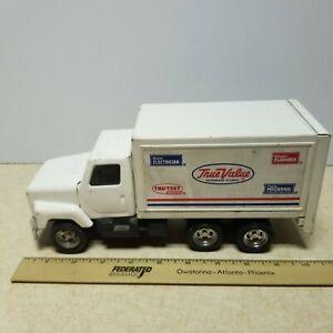 "Toy Vintage ERTL Delivery Truck 10"" True Value Hardware Store"