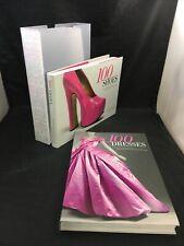 100 Shoes 100 Dresses Costume Institute Metropolitan Museum of Art 2011 1st Edi
