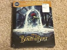 BRAND NEW Beauty and the Beast Steelbook (Blu-ray/DVD & Digital Copy, Best Buy)