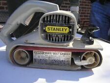 "Vintage Stanley4"" x 24""industrial duty belt sandermodel 90497 made in USA"