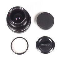 Sony Alpha fit Minolta 35-70mm F4 AF macro zoom Lens SLT / DSLR + Caps & Filter