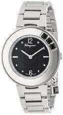 Ferragamo Women's F64SBQ99909 S099 Gancino Sparkling Swiss Quarzt Gems Watch