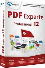 Avanquest PDF Experte 12 Professional Download Version EAN 4023126119582
