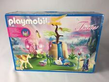 PLAYMOBIL Fairies 9135 With Color Changing LED NEW IN BOX FREE SHIPPING