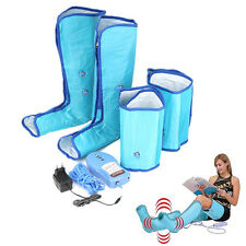 Air Leg Pressure Massager Therapy Healthcare Pressure Foot Circulation Cuff Wrap