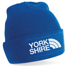 Yourshire Shefield Wednesday The Owls Football Fan Beechfield Beanie 7 col NF