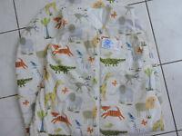 Odenwälder Langarm Schlafsack Babyschlafsack mit Arm Schlafsack 130 cm NEU//OVP