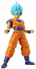 Bandai Figure-Rise Standard SSGSS Dragon Ball Z Super Saiyan God Goku Model Kit